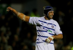 Danny Grewcock is back for Bath