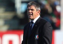 Italy Head Coach, Nick Mallett